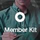 MemberKit  - Responsive Email + Builder Access