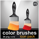 Color Brushes  - GraphicRiver Item for Sale