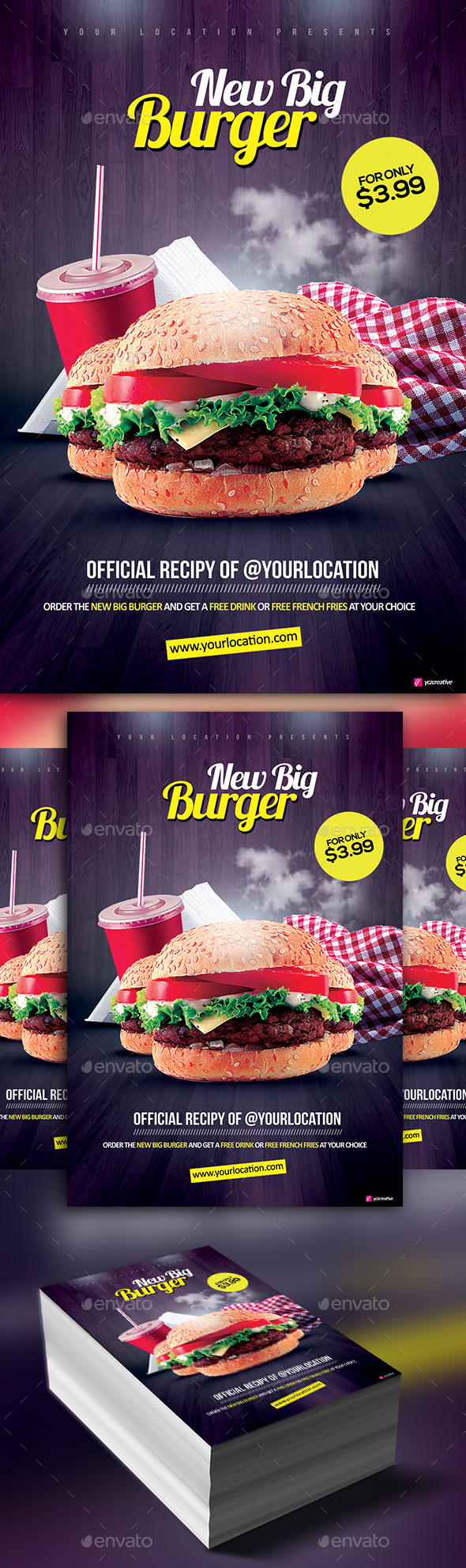 The New Big Burger