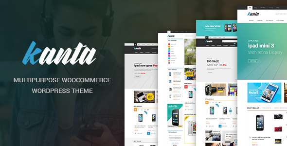 Download Kanta - Multipurpose WooCommerce WordPress Theme nulled download