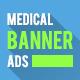 Medical Services Banner Ads