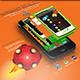 Speed Ball - iOS - Android - iAP + ADMOB + Leaderboards