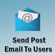 Send Post Email to Users