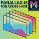Parallax.js Widget by Muse For You