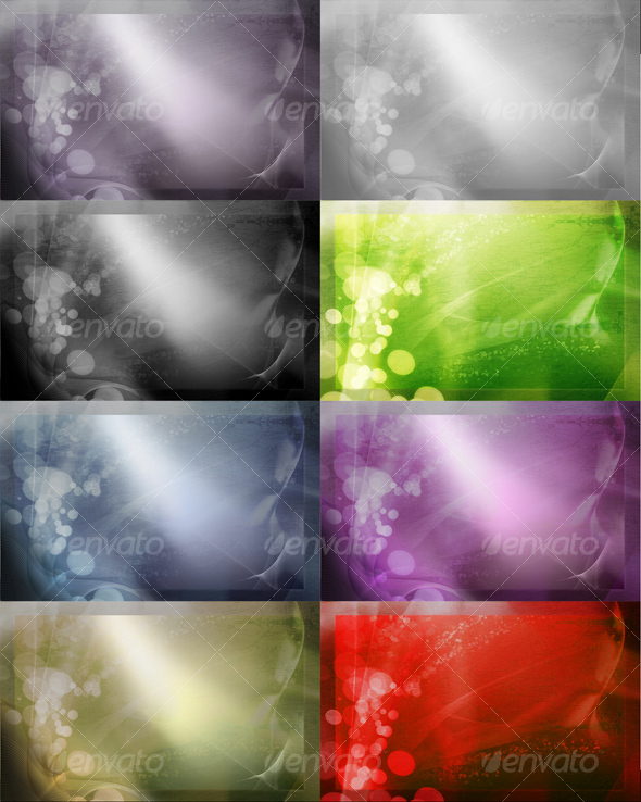 8 Abstract Backgrounds - Backgrounds Graphics