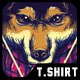 The Wolves Part III T-Shirt-Graphicriver中文最全的素材分享平台