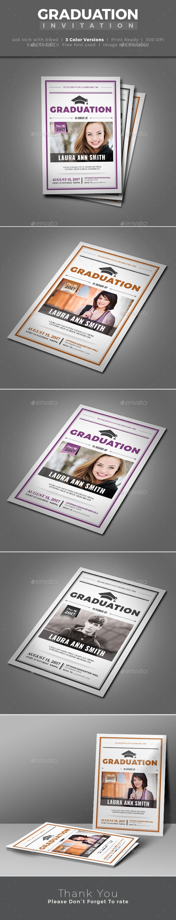 Grad Party Graphics, Designs & Templates from GraphicRiver