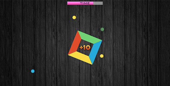 Rotating Square with AdMob and Leaderboard - CodeCanyon Item for Sale
