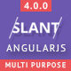 Slant - Multi Purpose AngularJS Admin Web App with Bootstrap
