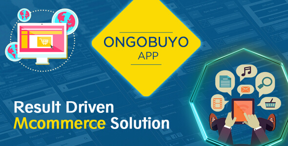 Mobile App for Magento - OnGoBuyo - CodeCanyon Item for Sale