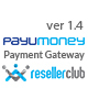 Payu Money Payment Gateway for Reseller Club