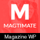 Magtimate - Magazine/Blog Multipurpose WordPress Theme