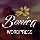 Bonica - Responsive Blog Magazine WordPress Theme