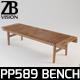 PP 589 Bar Bench