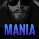 Mania - Digital & Photo Agency PSD Template