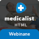 Medicalist - A Responsive HTML Template for Medical  <hr/> Doctors</p> <hr/> Dentists</p> <hr/> Clinics and Hospitals&#8221; height=&#8221;80&#8243; width=&#8221;80&#8243;> </a> </div> <div class=