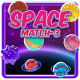 Space Match3 - HTML5 Game + Android + AdMob (Capx)