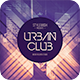 Urban Club CD Cover Artwork-Graphicriver中文最全的素材分享平台