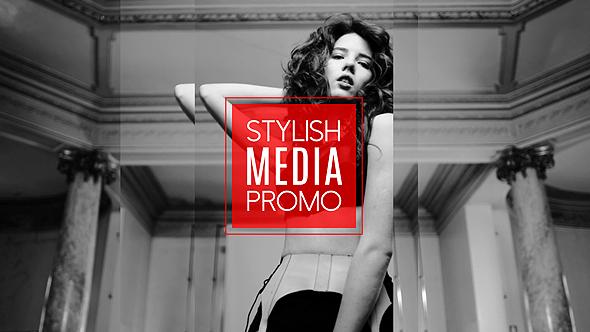 Videohive Stylish Media Promo 16079160