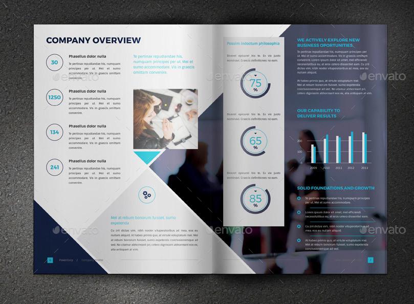powercorp business brochure