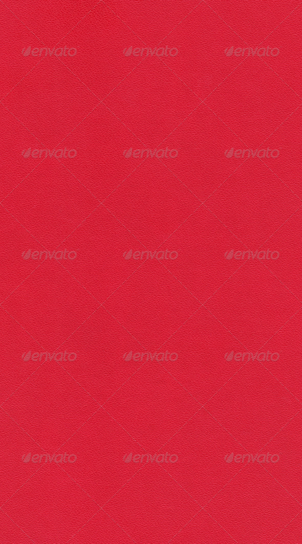 Red Leather - Stock Photo - Images