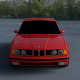 BMW 5 Series E34 HDRI