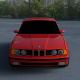 BMW 5 Series E34 HDRI