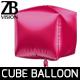 Cube Balloon