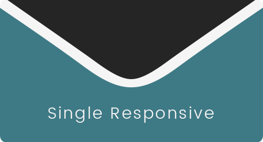 Single Responsive Email Templates