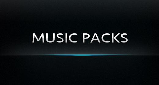 Corporate Music Packs