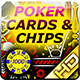Poker Chips and Cards HD