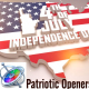 USA Freedom Patriotic Openers Pack-Apple Motion