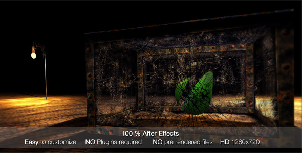 After Effects Project - VideoHive The Prisoner 1576292