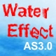 Classic Water Effect AS3.0 (Supports Animation) - ActiveDen Item for Sale