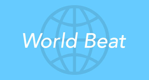 WORLD BEAT