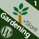 Gardening - WordPress Theme For Landscaping, Patio & Lawn Care Websites