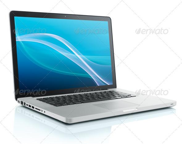 PhotoDune computer laptop 1611560