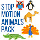 Stop Motion Animals Pack