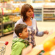 Mother And Son With Fruit - VideoHive Item for Sale