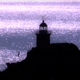 Lighthouse During Nightfall - VideoHive Item for Sale