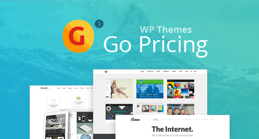 Go Pricing - WP Themes