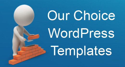 Our Choice WordPress Templates