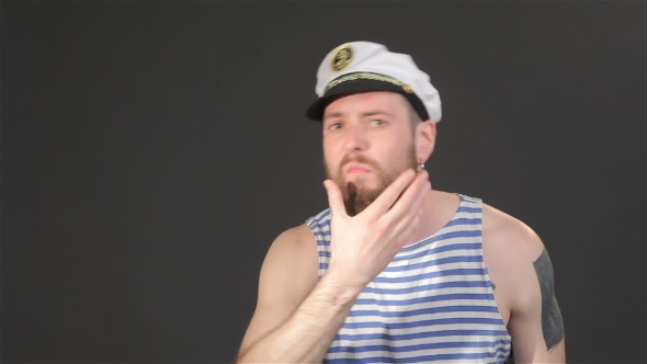 Download Bearded Captain Tidies Himself nulled download