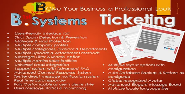 Premium PHP Support System - CodeCanyon Item for Sale