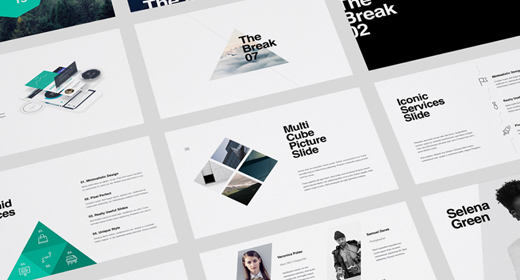 Top Keynote Presentation Templates