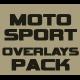 MotoSport Overlays Pack
