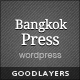 Bangkok Press - Responsive, News & Editorial Theme - ThemeForest Item for Sale