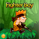 fighter boy- Only Buildbox Game Template