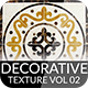 Decorative Texture - Vol 002