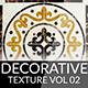 Decorative Texture - Vol 002